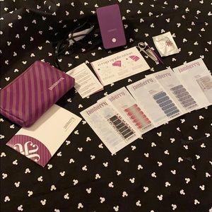 💅🏻 Jamberry nail wraps kit!
